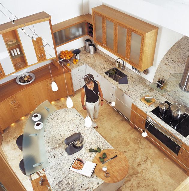 Bespoke Kitchen Designs: Luxury Kitchen Design